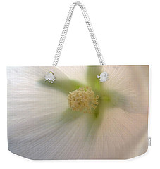 Weekender Tote Bag featuring the photograph Shimmer by RC DeWinter