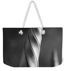 Shimmering Moonflower Bud Weekender Tote Bag
