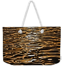 Shimmering Reflections Weekender Tote Bag by Az Jackson
