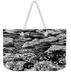Shimmering Waters In Spring Weekender Tote Bag