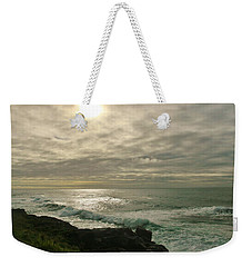 Shimmery  Light Weekender Tote Bag