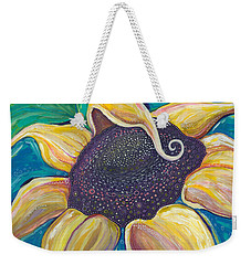 Shine Bright Weekender Tote Bag by Tanielle Childers