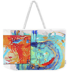 Shine From Within Weekender Tote Bag