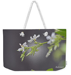 Shine In The Dark Weekender Tote Bag