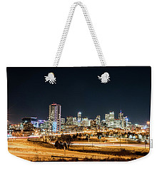 Shine On Denver Weekender Tote Bag