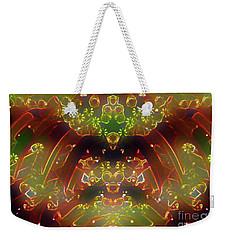 Shine On Neon Weekender Tote Bag