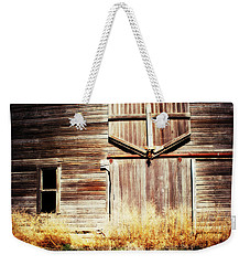 Shine The Light On Me Weekender Tote Bag by Julie Hamilton