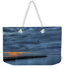 Shinnecock Sky Weekender Tote Bag