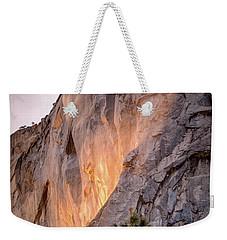 Shiny Horsetail Falls Weekender Tote Bag