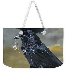 Shiny Weekender Tote Bag by J W Baker
