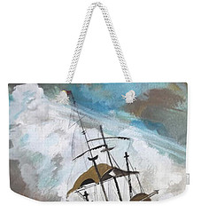 Ship In Need Weekender Tote Bag