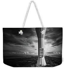 Shipping Light Weekender Tote Bag