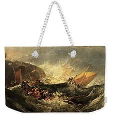 Shipwreck Of The Minotaur Weekender Tote Bag