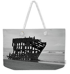 Shipwreck On The Shore Weekender Tote Bag