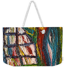 Shipwrecked Weekender Tote Bag by Darrell Black