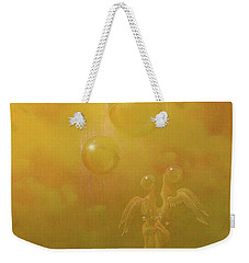 Shipwrecked Lovers Weekender Tote Bag