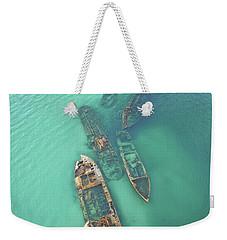 Shipwrecks Weekender Tote Bag
