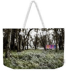 Shirts In A Floodplain Forest Weekender Tote Bag