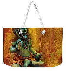 Shiva Hindu God Weekender Tote Bag