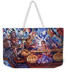 Shiva Parvati Weekender Tote Bag