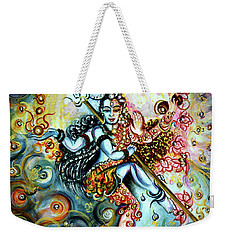 Shiva Shakti Weekender Tote Bag