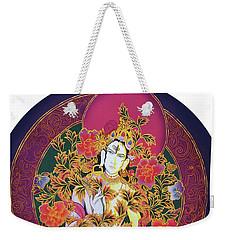 Shiva Shakti Yin And Yang Weekender Tote Bag