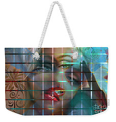 Shizo 1 Weekender Tote Bag
