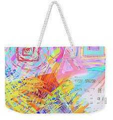 Shockwave Weekender Tote Bag