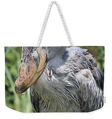 Shoebill Stork Weekender Tote Bag