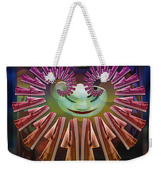 Shoes Nightmare Weekender Tote Bag by Rosa Cobos
