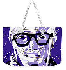 Shook Up Weekender Tote Bag