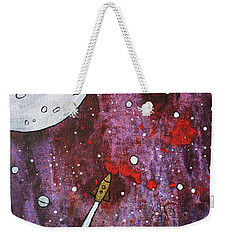 Shoot For The Stars Weekender Tote Bag