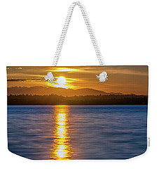 Shoot The Sun Weekender Tote Bag