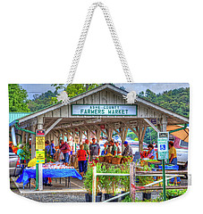 Shop Local Weekender Tote Bag by Dale R Carlson