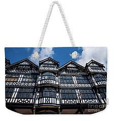 Historic Chester Weekender Tote Bag