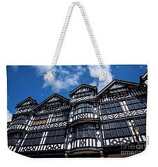 Shopping In Tudor Splendour Weekender Tote Bag