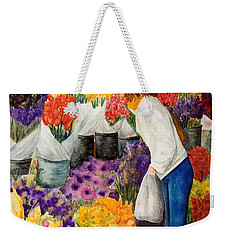 Shopping Pike's Market Weekender Tote Bag