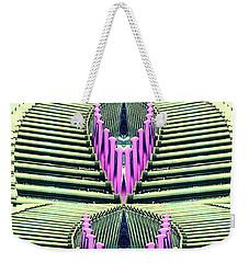 Shopping Queen Weekender Tote Bag