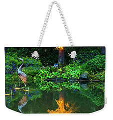 Shore Acres Beauty Weekender Tote Bag by Dale Stillman
