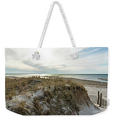 Shore Light Weekender Tote Bag
