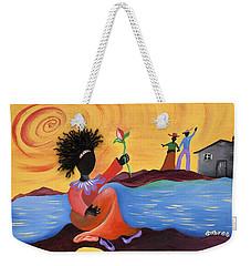 Shore Love Weekender Tote Bag