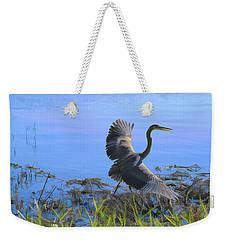 Shore Walk  Weekender Tote Bag