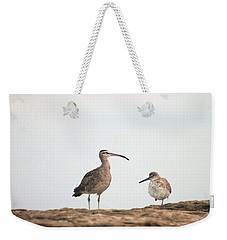 Shorebirds Of Windansea Beach Weekender Tote Bag
