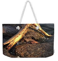 Shoreline Weekender Tote Bag