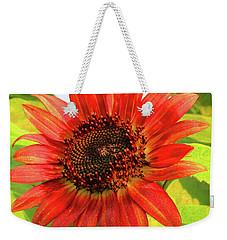 Short Bloom Weekender Tote Bag