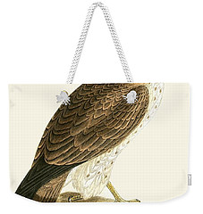 Short Toed Eagle Weekender Tote Bag