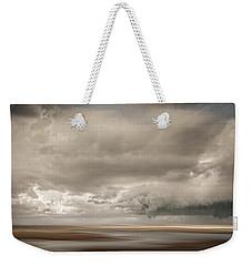 Short Wharf Creek 4 Weekender Tote Bag