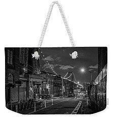 Shortcut Weekender Tote Bag