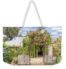 Shortest Way To Heaven #2 Weekender Tote Bag