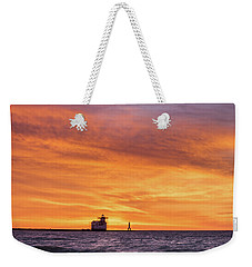 Weekender Tote Bag featuring the photograph Should Have Been There by Bill Pevlor